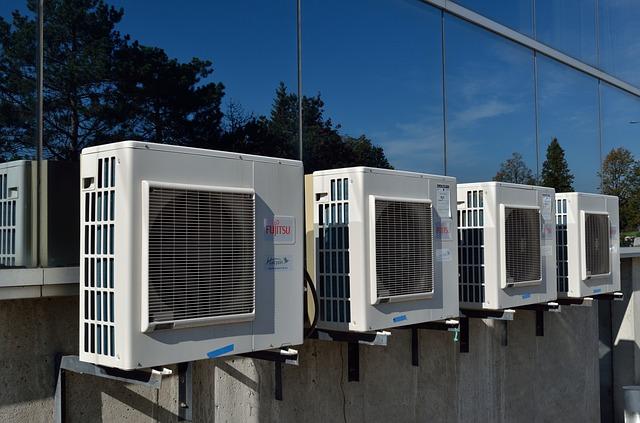 Системи аспірації, вентиляції та кондиціонування